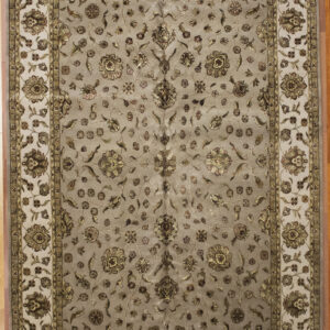Persian and other silk fine rugs